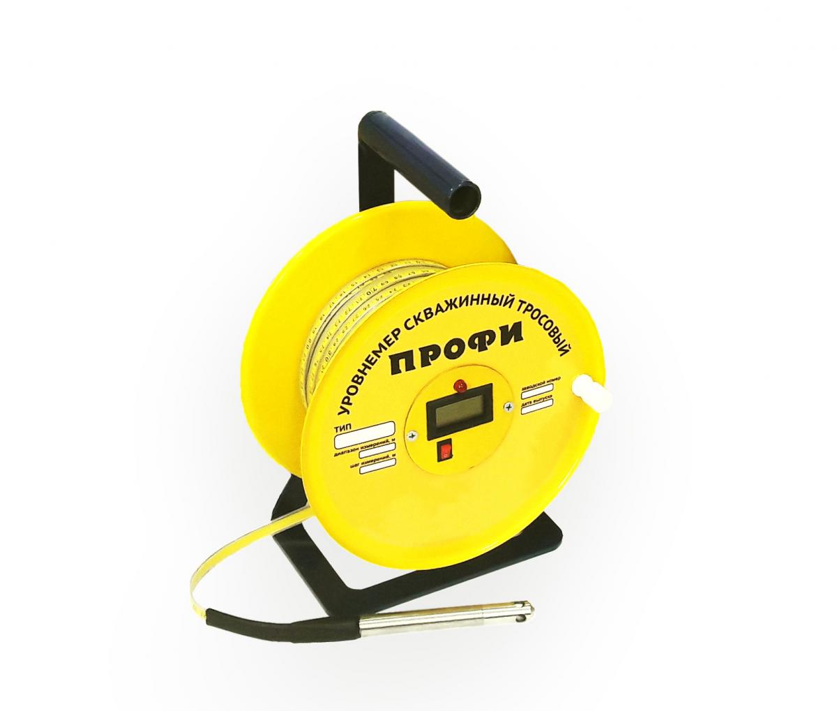 Уровнемер с термометром УТСК-ТЭ ПРОФИ-200