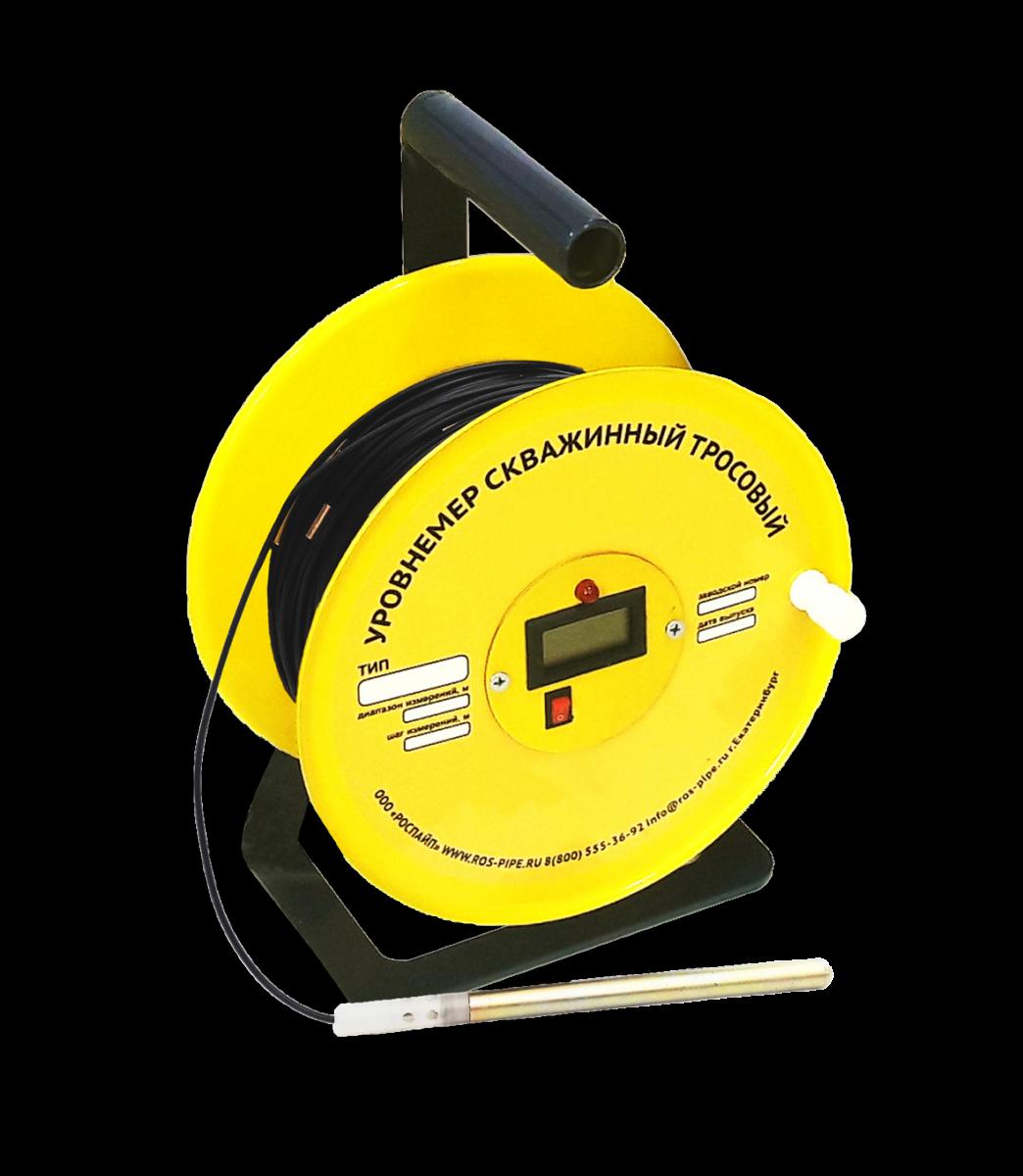 Уровнемер с термометром УТСК-ТЭ-500